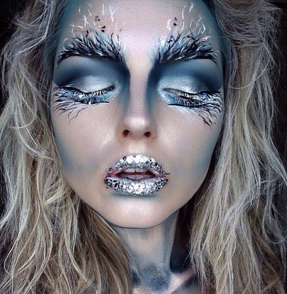 Halloween Makeup Inspirations, Amazing Halloween Makeup, Best Halloween Makeup, Super Halloween Makeup,Stunning Halloween Makeup, Adorable Halloween Makeup