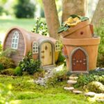 Wonderful Fairy Door Ideas.