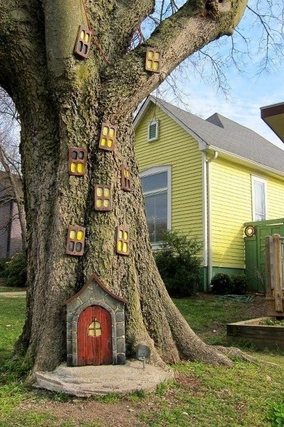Fairy Door Ideas find this pin and more on fairy door ideas If You Like Fairy Doors And Other Photos Images On This Website Please Share It