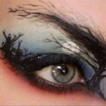 Awesome Halloween Eye Makeup