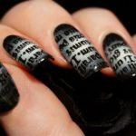 Funny Halloween Nail Art