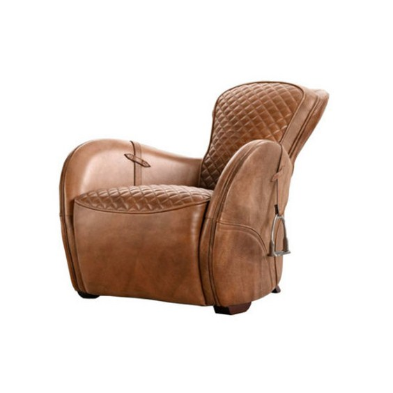 Saddle Shaped Armchair